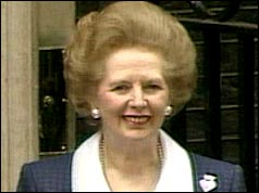 Margaret Thatcher - Leader since 1979