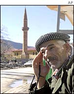 A Turkish Kurd man