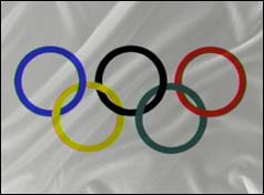British Olympic Association flag