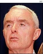 Retired General Barry McCaffrey, who is advising the Pentagon