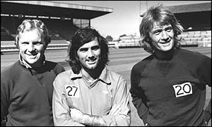 Best joined Fulham in 1976 but did not stay long