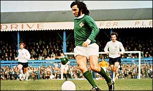 Best never played in a World Cup with Northern Ireland