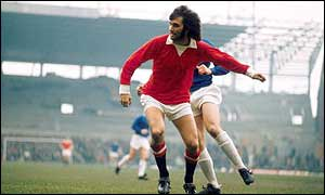 Best left Old Trafford in 1972