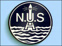 The National Union of Seamen logo