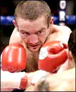 Scott Harrison defeated WBO flywegiht champion Julio Pablo Chacon in October