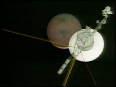Voyager 2 spacecraft