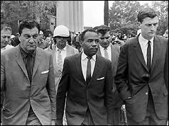 James H Meredith, Oxford, Mississippi, October 1962 - U.S. News & World Report , Marion S Trikosko
