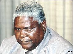 Head shot of Joshua Nkomo