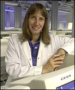 Dr Jane Rogers (Wellcome Trust)