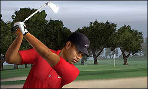 A graphic from Tiger Woods PGA Tour 2003