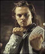 Leonardo DiCaprio in The Gangs of New York