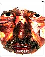 Victim of Gujarat riots