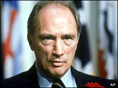 Pierre Trudeau - Tyrant