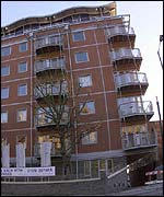Panoramic flat development, Bristol