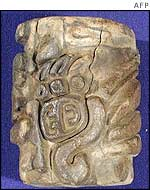 A cylinder-seal found in Mexico