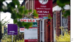 house price signs