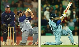 Steve Waugh strikes out for New South Wales