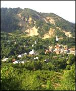 Village of Rosia Montana