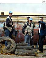 Iraq inspection