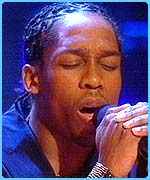 Lemar was kept in by Sinead and David's votes