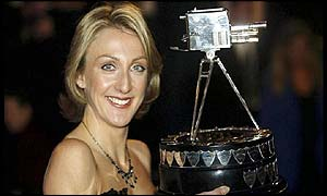 Paula Radcliffe left her rivals trailing again