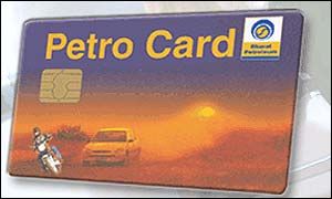 Petro Card by Bharat Petroleum