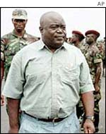 The late President Laurent Desire Kabila
