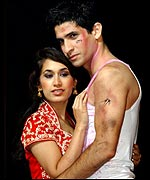 The show has made Preeya Kalies and Raza Jaffrey stars