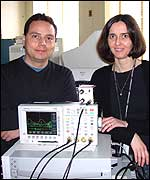 Researchers from Bell Labs