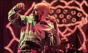 REM at Glastonbury 1999