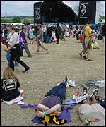 Glastonbury 2002