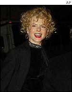 Nicole Kidman at the premiere