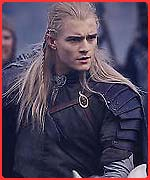 More action for Legolas