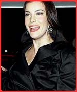 Liv Tyler at the Premiere
