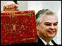 Norman Lamont on budget day 1993