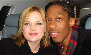 Sinead and Lemar