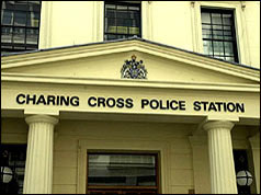 Photo of Charing Cross Police station