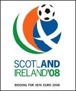 The Scottish-Irish bid finished fourth in the race to host Euro 2008