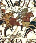 Bayeux tapestry (not specified)