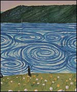 Hockney's The Maelstrom