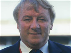 Photo of former Manchester United manager Tommy Docherty
