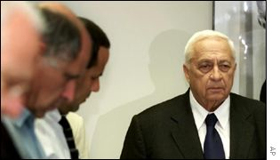 Ariel Sharon and the Likud party