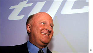 Former Tyco International chairman Dennis Kozlowski