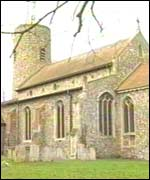 St Nicholas' Church, Bradwell