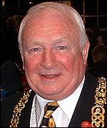 Alex Mosson, Lord Provost of Glasgow