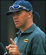 Zimbabwe captain Heath Streak