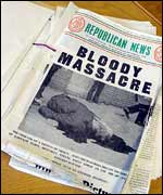 The PM's papers on Bloody Sunday