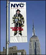 NYC tribute to rescue services