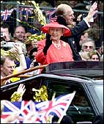 The Queen's Jubilee celebrations
