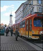 Graz city centre
